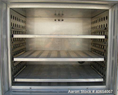 "Used- Blue M Mechanical Convection Oven, model DC-256C. 304 stainless steel chamber 25"" wide x 20"" high x 20"" deep, 5.8 cubi..."