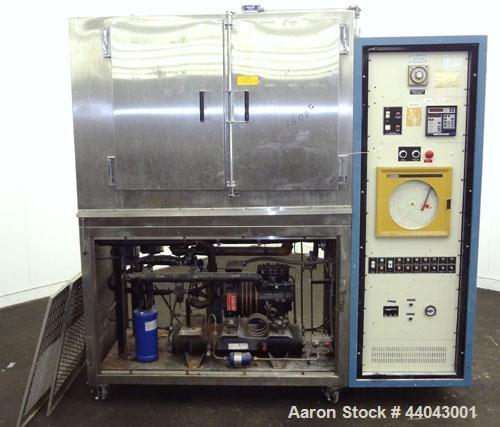 Used-Stainless Steel Blue Series Humidity Chamber, Model LR-386E-MPX216