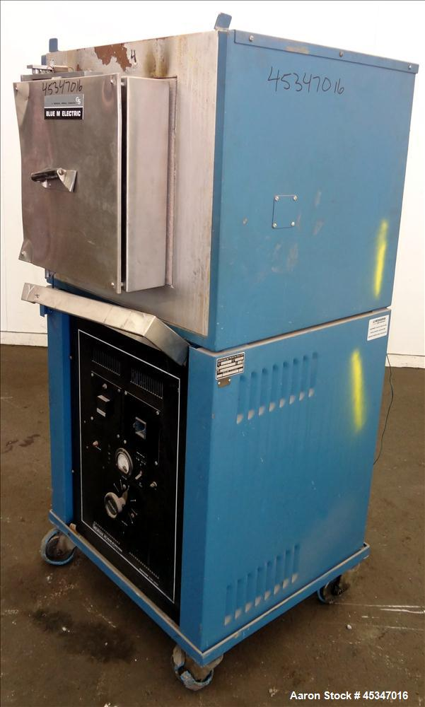 Used-Blue M Oven