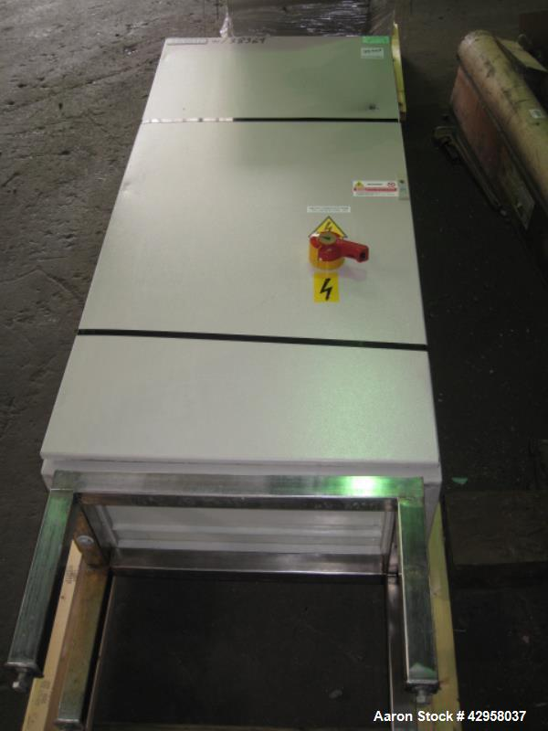 Used- Stainless Steel Fedegari Depyrogenation Oven, Model FOD 5/F