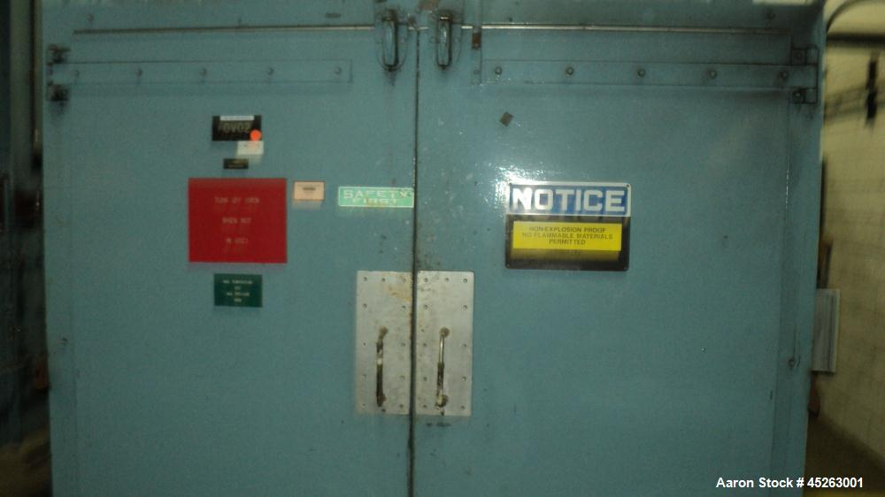 Used- Grieve Truck-In Oven, Model B4-650
