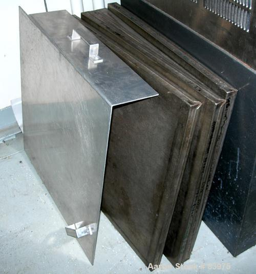 "USED: Grunberg industrial cabinet oven, model C4CH240, 24 cubic feet capacity. Interior 24"" wide x 48"" high x 36"" deep. 3/46..."