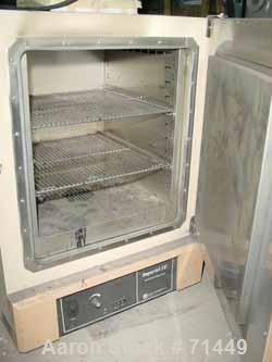 USED: Lab Line Imperial IV mechanical convection oven, model 33485M.3.6 cu ft capacity, stainless steel interior, 50/60 hz, ...