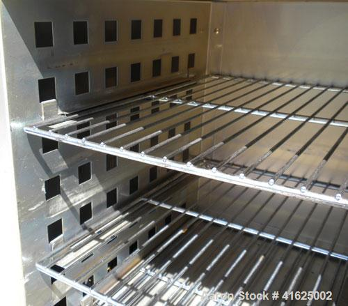"""Used- Lindberg Blue M Mechanical Oven, Model MO1430A-1. 304 stainless steel. 1.8 cubic feet chamber 13"""" wide x 15"""" high x 16..."""
