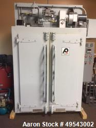 "Used- Precision Quincy Oven, Model 74-500. Capacity 200,000 BTU/hr at 10"" W.C. Operating Temp 160 degrees F. Max Oven Temp 5..."
