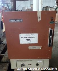 Used- Precision Scientific Convection Oven, Model 16EG