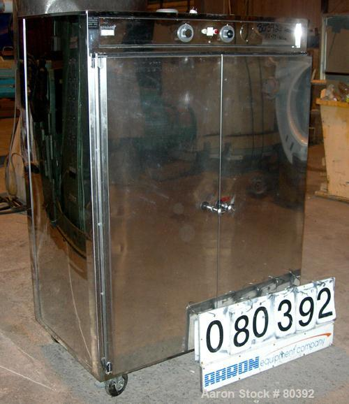 Used- Stainless Steel Memmert Oven, Model EL80
