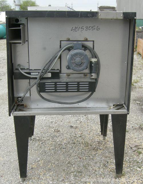 "Used- Garland Master Electric Convection Oven, 430/40 Stainless Steel.  Interior measures 29"" (736 mm) wide x 24"" (610 mm) h..."