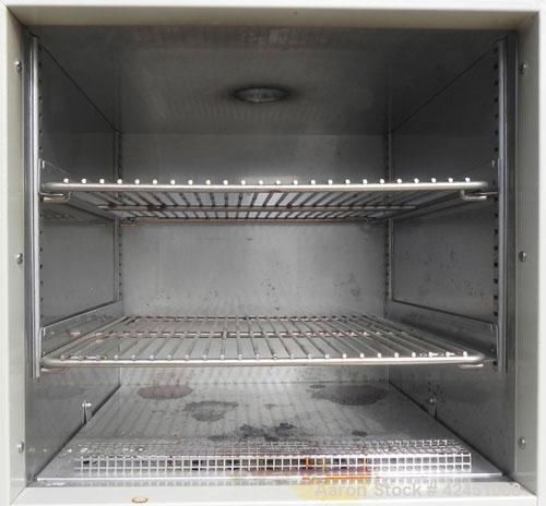 Used- Precision Scientific Gravity Convection Oven, Model 16. Maximum operating temperature 225 Degrees C. (437 Degrees F). ...