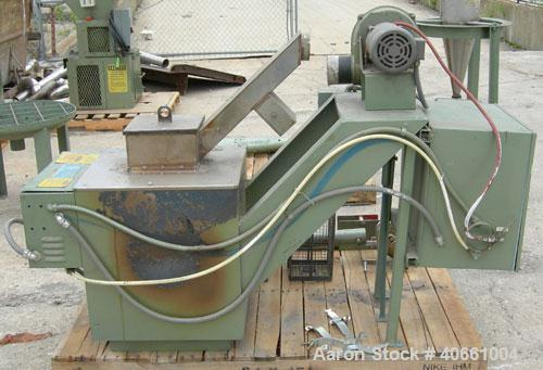 """Used- Procedyne Cleaning Furnace Model 10-10-15.10"""" long x 10"""" wide x 15"""" deep cleaning chamber.6 kW, 3/60/440 volt. Tempera..."""