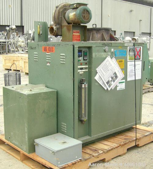 """Used- Procedyne Cleaning Furnace model PCS-1630. 16"""" diameter x 30"""" deep cleaning chamber. Maximum loading capacity 565 lbs ..."""