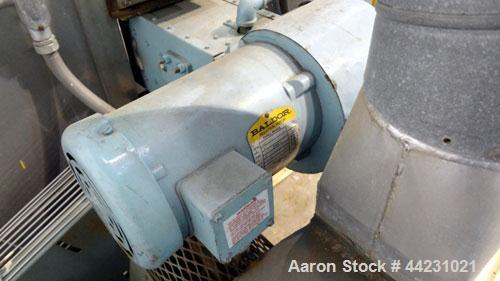 Used-  Stainless Steel Proctor & Schwartz Gas Heated Lab Tray Dryer, Model 062