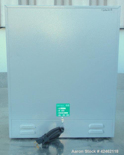 Used- Quincy GC Series Lab Oven, Model 30GC, Carbon Steel. Temerature range 450 deg.f. (232 c). 1/60/115 volt, 1200 watts. C...