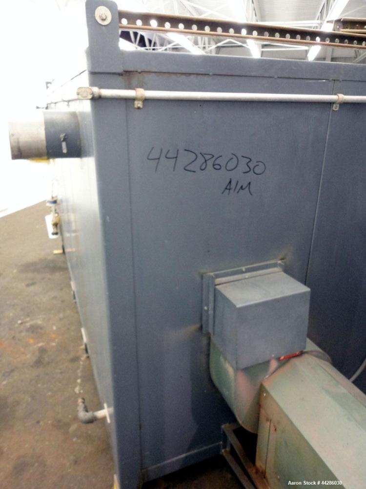 "Used- Benko Products Sahara Drum Heater, Model S8-C-CS, Carbon Steel. Interior 111.75"" wide x 55.25"" deep x 47.5"" tall. Capa..."