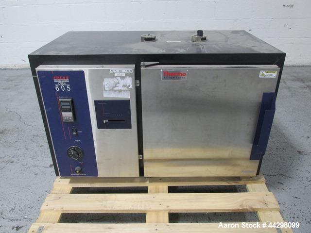 "Used- Thermo Fisher Pecision High-Performance Oven, Model 6050. 1.4 Cubic feet capacity, 14"" wide x 13"" deep x 13"" high inte..."