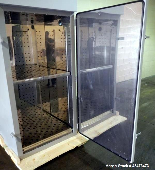 "Used-VWR oven, model 1390FM, interior chamber measures 60"" high x 30"" wide x 24"" deep, serial# 1200603"