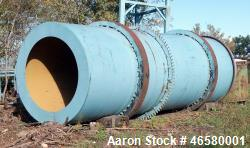 "Unused- FEECO Rotary Dryer, 96"" diameter (I.D.) x 30 long"