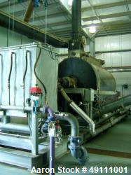 Used- Fenton Environmental Technologies Sludge Dryer, Model CM24/524.
