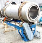 USED: Conditioning cylinder, 304 stainless steel. 30