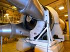Used- FMC Link-Belt Roto-Louvre Spiral Dryer/Roaster