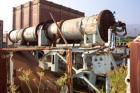 USED: Davenport rotary steam tube dryer, 30