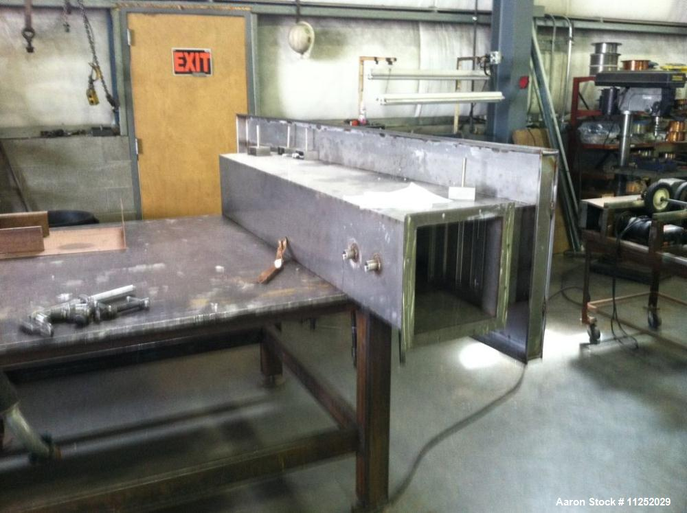Used- Wyssmont Turbo Dryer, Model L-24