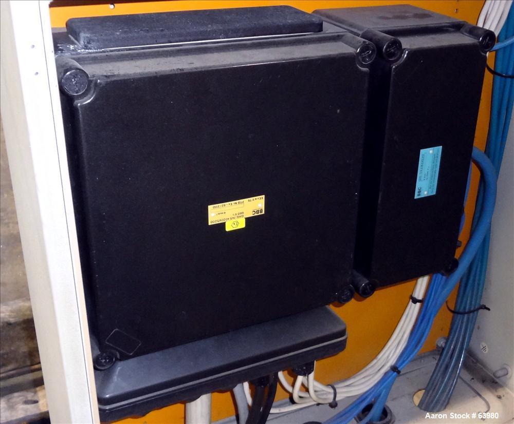 Used- Meilibex Rotary Vacuum Dryer