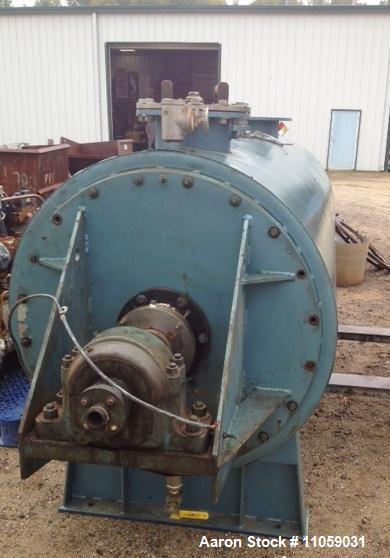 Used- Stokes Rotary Vacuum Dryer