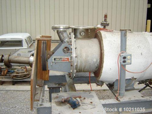 Used- Long Strong Scott Solidaire Dryer