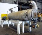 Used- Hosokawa Bepex Continuous Solidaire Dryer, Model SJS30-16, 316 Stainless Steel. 30