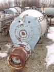 Used- Stainless Steel Buss Rotary Vacuum Dryer