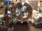 Used- Stainless Steel Inox Glatt Universal Vacuum Dryer, AG IUT 200