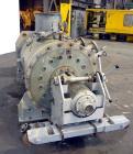 Used- Stainless Steel Lodige Druvatherm Batch Type Vacuum Paddle Dryer, Type VTA