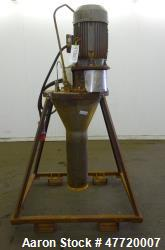 Used- APV Anhydro Wheel Atomizer - Type CC 250