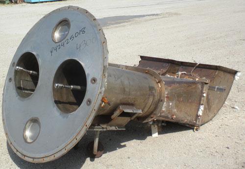 Used- Stainless Steel Custom Built by Mason Spray Dryer
