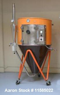 Used- Ahydro Model S1 Spray Dryer. Stainless steel contacts.