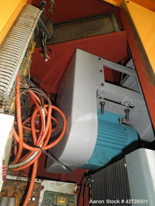 "Used- APV Anhydro Electrically Heated ""Compact"" Spray Dryer, 316 Stainless Steel. Heat consumption at 300 deg.c. is 42 kw. 4..."
