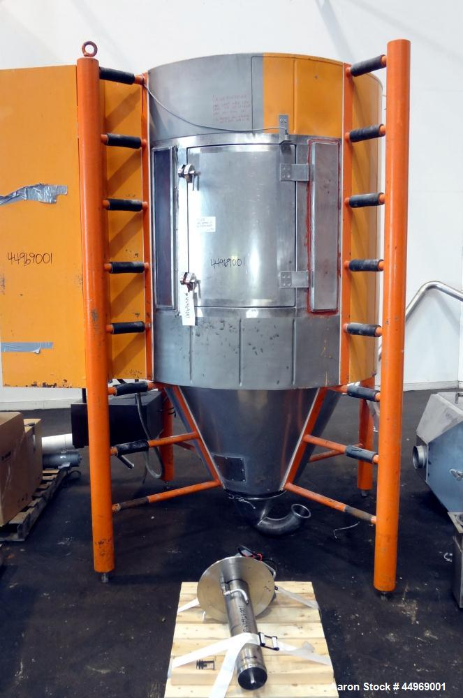Used- Stainless Steel Anhydro Electrically Heated Compact Spray Dryer