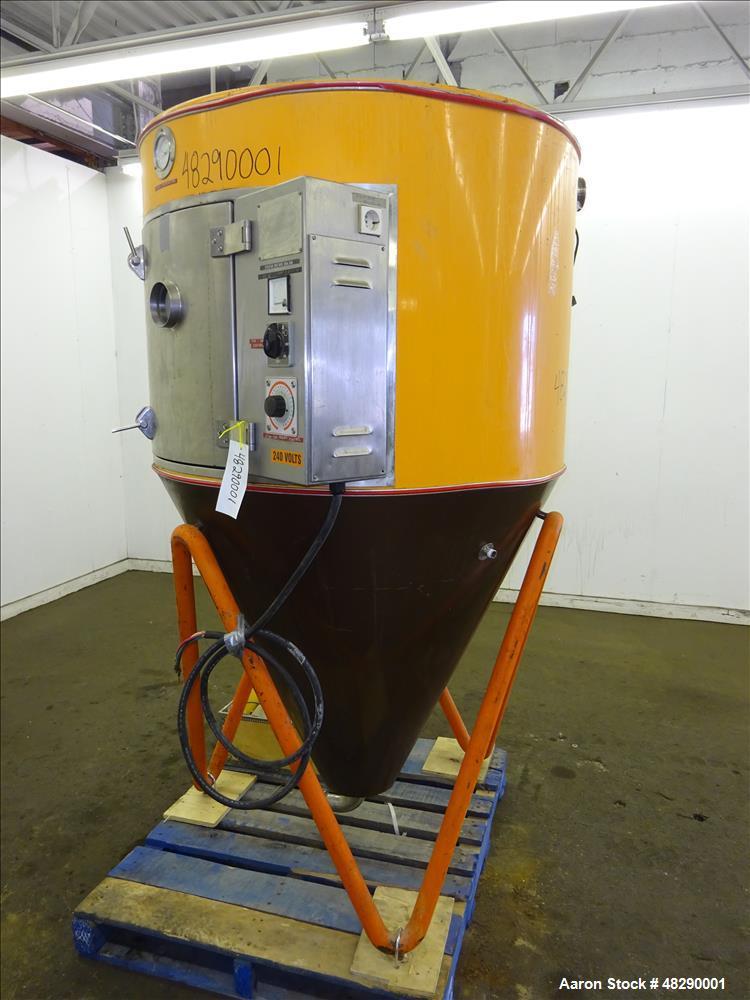 Used- APV Anhydro Electrically Heated Laboratory Spray Dryer, Model Lab S-1, 316
