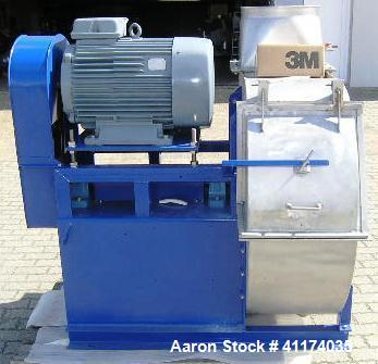 Used- Anhydro Spray Drying Plant.
