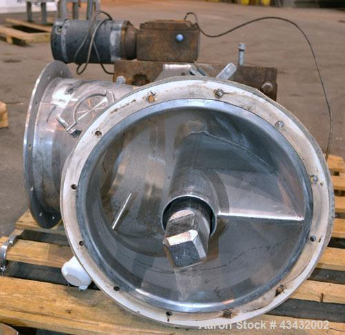 Used- Stainless Steel APV Crepaco Gas Heated Spray Dryer