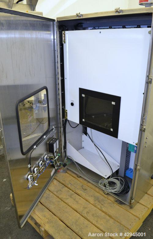 Used- APV Anhydro Electrically Heated Pilot Spray Drying Plant, Model PSD 52, 316 Stainless Steel. Heat consumption at 350 d...