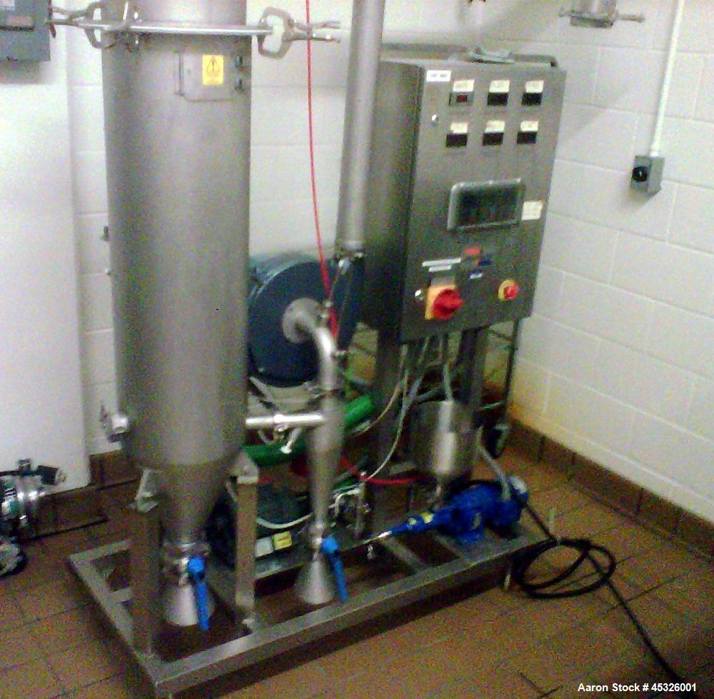 Used- Armfield Spray Dryer, Model FT80