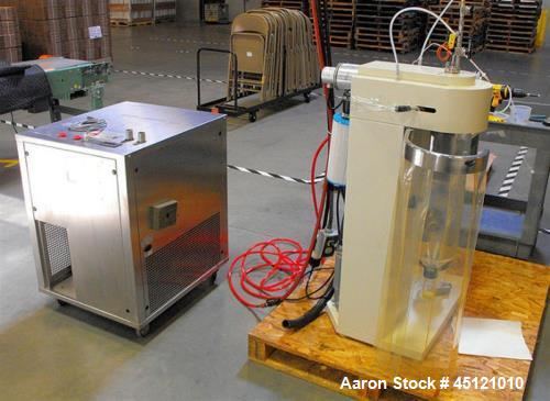 Used- Buchi Mini Spray Dryer, Model B-290. Bench spray dryer with B295 inert loop, organic solvent chamber and Sonatec ultra...