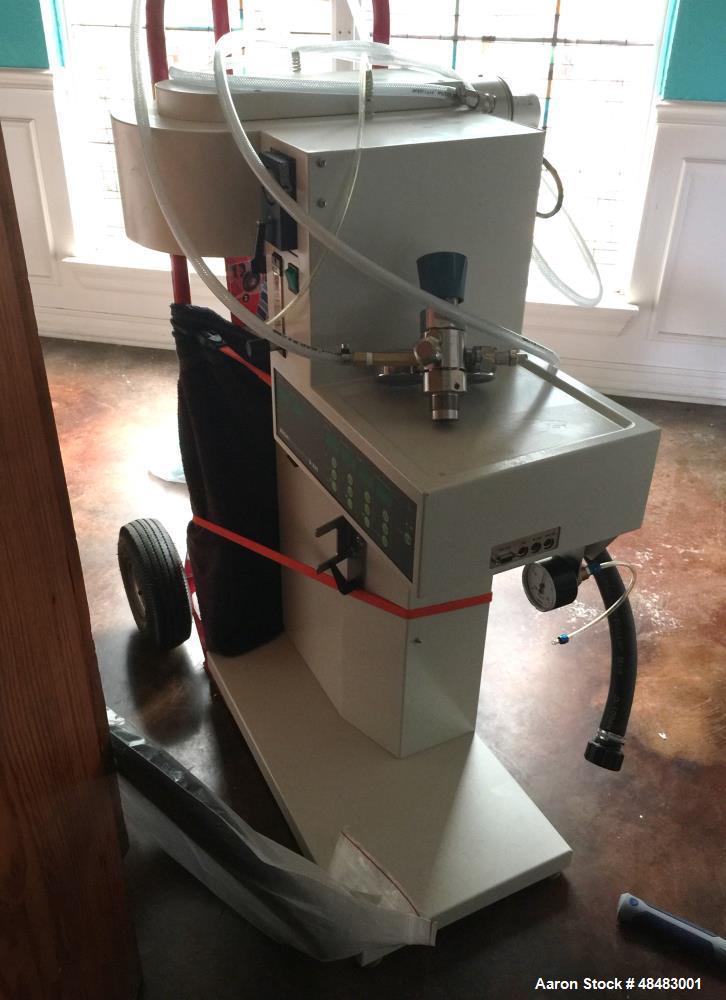 Used- Buchi Mini Spray Dryer B-290. 230V / 50-60Hz standard assembly with 0.7 mm spray nozzle.