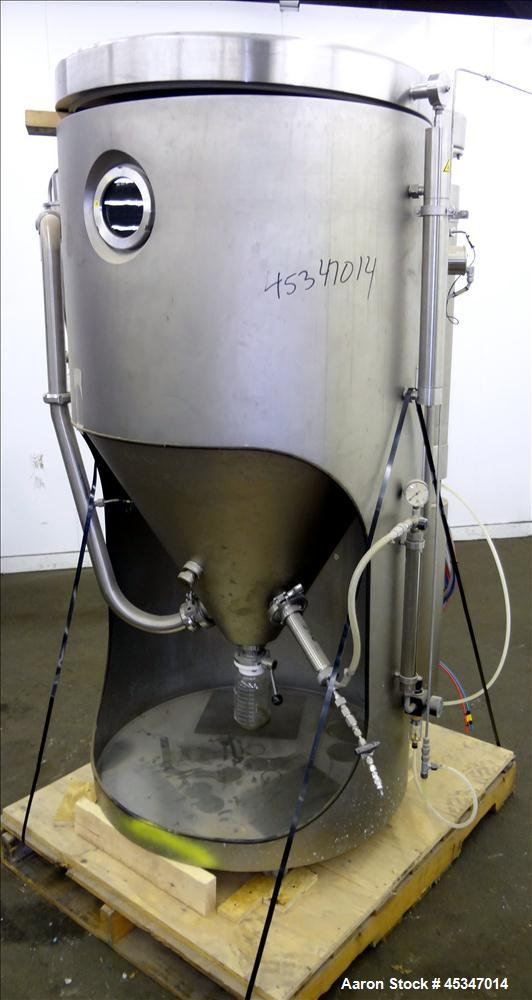 Used- Stainless Steel GEA Niro Mobile Minor Spray Dryer