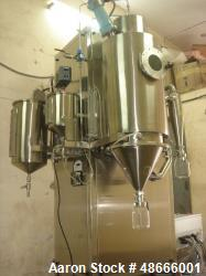 Unused- Hemraj Lab 1 Glass Laboratory Spray Dryer
