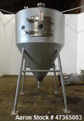 Used- GEA Niro Spray Dryer, Model P-6.3, 304 Stainless Steel.