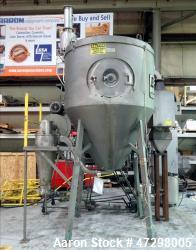 Used- GEA Niro Spray Dryer, Model P-6.3, 316 Stainless Steel.