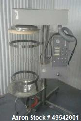Used- Yamato Spray Dryer, Model DL-41. Can produce fine granules size ranging from 40-100 pm. Water evaporation max. 3000 ml...